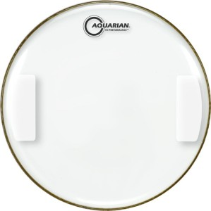 AQUARIAN Hi-Performance Snare Bottom 10""