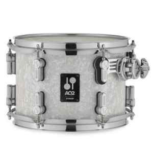 "SONOR AQ2 Tom Tom 10x7"" White Pearl"