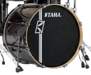 "TAMA Superstar Custom Maple Bass Drum 22x18"" (DMF)"