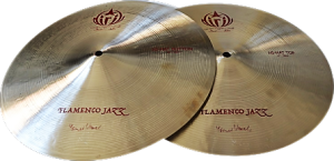DIRIL Flamenco Jazz Hi-hat 14""