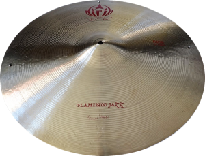 "DIRIL Flamenco Jazz Rivets Ride 21"" (z nitami)"