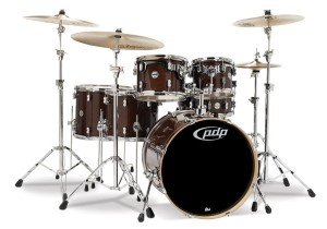 DW PDP Concept Maple CM6 Studio Shell Set (TW)