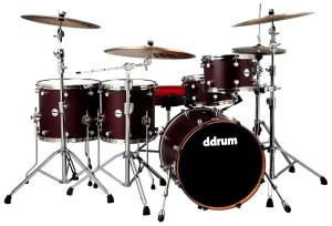 DDRUM Reflex Pocket Shell Set