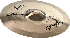 STAGG Furia Medium Splash 8""