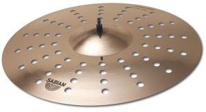 SABIAN AAX Aero Crash 16""