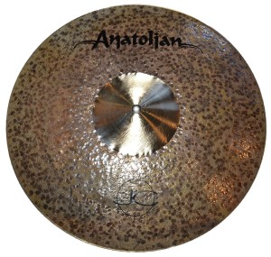 ANATOLIAN Jazz Brown Sugar Crash 18""