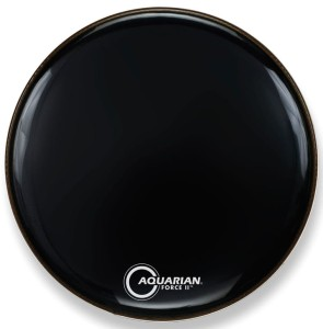 "AQUARIAN Full Force II Gloss Black 20"" + Port Hole"