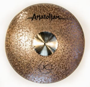 ANATOLIAN Jazz Brown Sugar Crash 17""