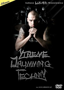 ABOSONIC Xtreme Drumming Technix (DVD x 2)