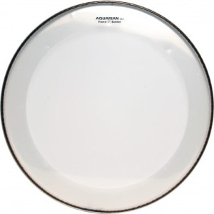 AQUARIAN Full Force Clear 22""