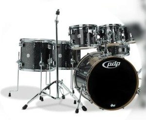 DW PDP Concept Maple CM6 Studio Shell Set (BS)