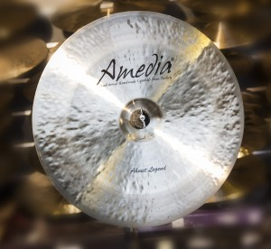 AMEDIA Ahmet Legend China 18""