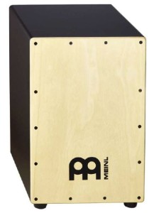 MEINL MCAJ100BK-MA Maple Cajon B-Stock