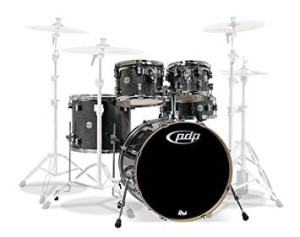 DW PDP Concept Maple CM5 Rock Shell Set (BS)
