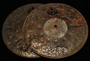 DIRIL Primitive Hi-hat 13""