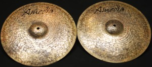 AMEDIA Dervish Paper Thin Hi-hat 14""