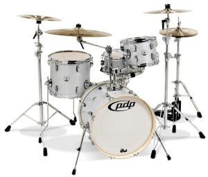 DW PDP New Yorker Shell Set (Diamond Sparkle)