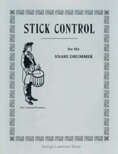 Stick Control - George Lawrence Stone