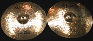 AMEDIA Raw Rock Hi-hat 14""