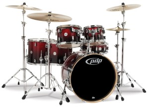 DW PDP Concept Maple CM6 Studio Shell Set (RBS)
