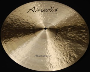 AMEDIA Ahmet Legend Crash 18""
