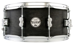 DW PDP Black Wax Maple 14x6,5 werbel