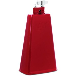 GON BOPS TMROCK Timbero Red Rock Cowbell