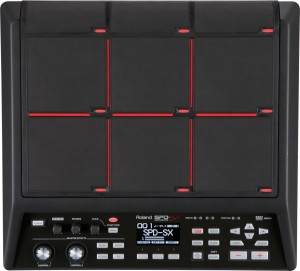 ROLAND SPD-SX Sample Pad