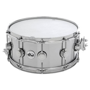 "DW Collectors Thin Aluminium 14x6,5"" werbel"