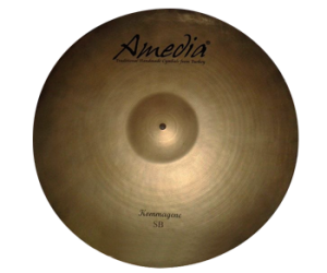 AMEDIA Kommagene SB Thin Crash 18""