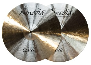 AMEDIA Classic Regular Hi-hat 14""