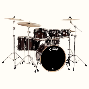 DW PDP Concept Maple CM7 Studio Shell Set (TW)