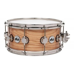 "DW Collectors Oak Natural Custom 14x6,5"" werbel"