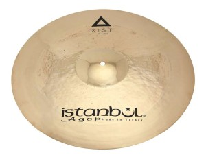 ISTANBUL AGOP Xist Brilliant Power Crash 20""