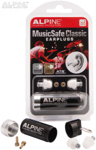 ALPINE Music Safe Classic stopery do uszu