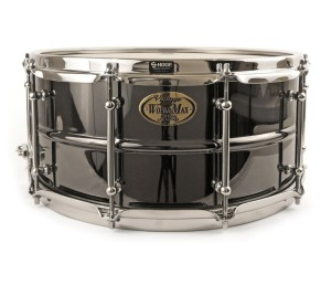 "WORLDMAX BK-7013SH Black Dawg Brass 13x7"" werbel"
