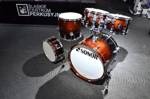 SONOR AQ2 Stage Shell Set Brown Fade