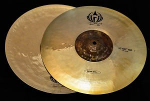 DIRIL Raw Bell Hi-hat 14""