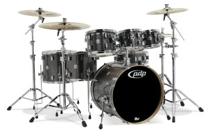 DW PDP Concept Maple CM7 Shell Set (BS)