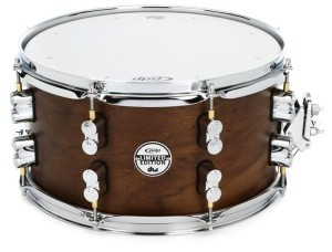 "DW PDP Maple/Walnut LTD 13x7"" werbel"
