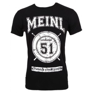 "MEINL ""College Logo"" T-Shirt (XL)"