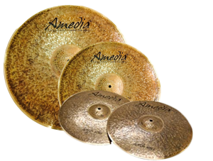 AMEDIA Dervish Thin Jazz Set 14, 17, 21