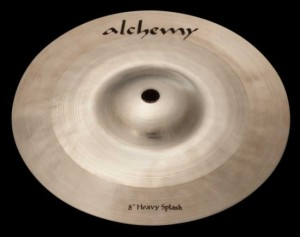 ALCHEMY Professional Heavy Splash 8""