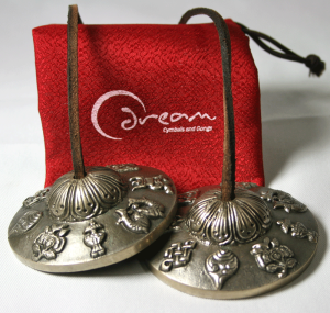 DREAM Timsha Finger Cymbals Medium 2,5""