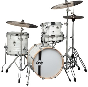 DDRUM SE Flyer Bop Kit White Marine Pearl