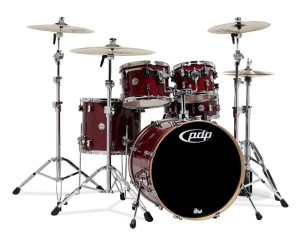 DW PDP Concept Maple CM5 Rock Shell Set (CS)