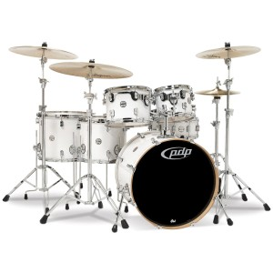 DW PDP Concept Maple CM6 Studio Shell Set (PW)